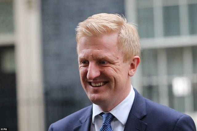 Culture Secretary Oliver Dowden said: 'A free and vibrant press is a cherished part of our democracy but this terrific initiative is an example of a newspaper being so much more'