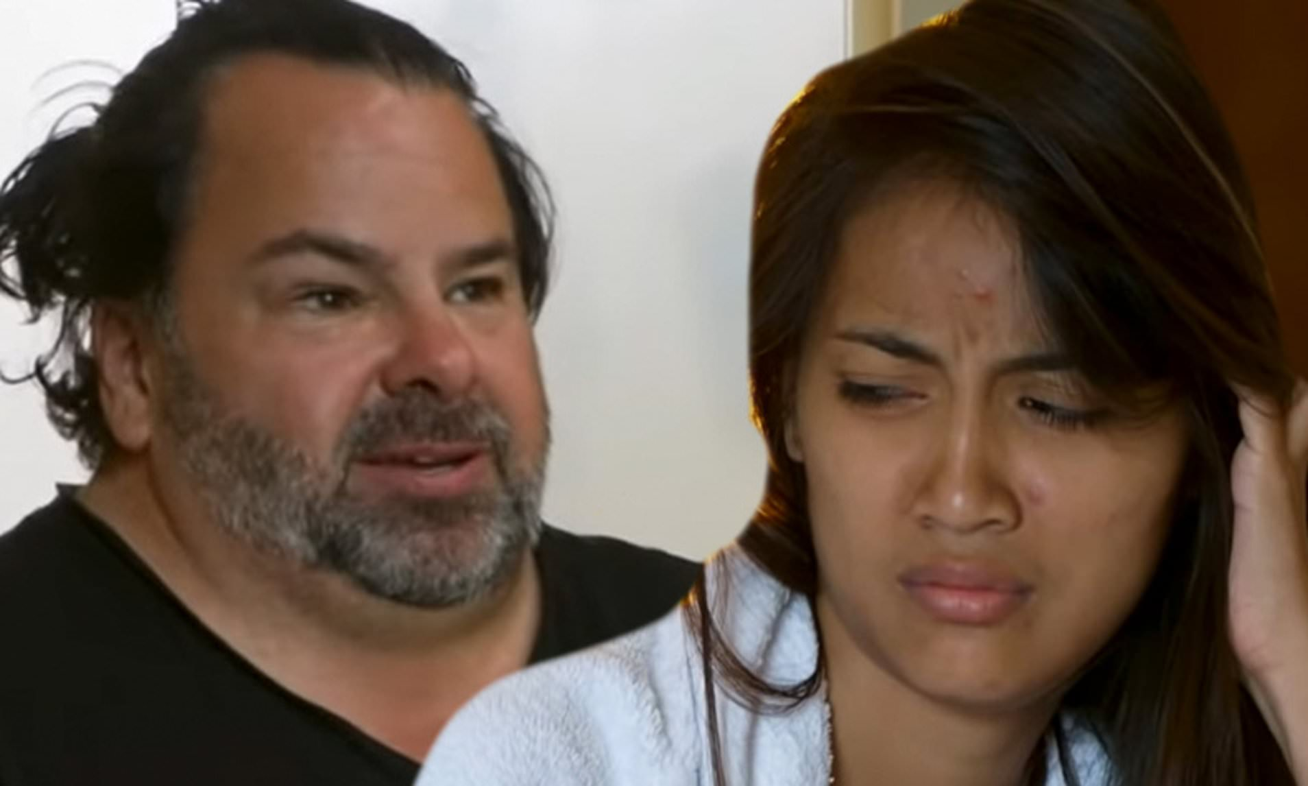 90 Day Fiance Big Ed S Mayo Hair Treatment Does It Work Tv