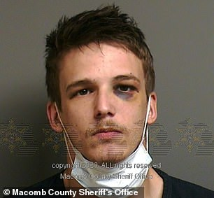 Daniel Wargo, 21, were arrested Monday for allegedly shooting