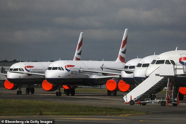 British Airways seeks to lay off 12,000 staff in response to Covid-19 blockade despite parent company International Airlines Group accepting £ 900m loan to save jobs in Iberia and Vueling