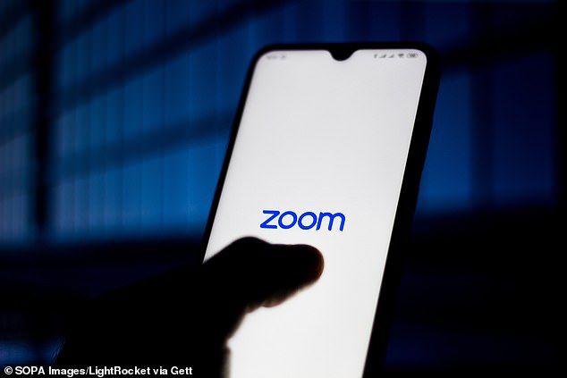 Zoom has been used by companies to help staff communicate while working from home