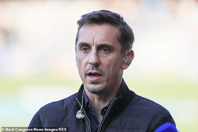 Gary Neville said Premier League will have to work hard to win back fans