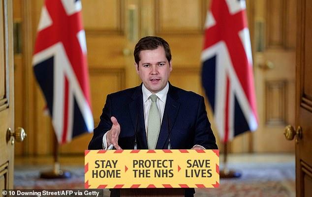 Communities Secretary Robert Jenrick Said Nursing Homes Are