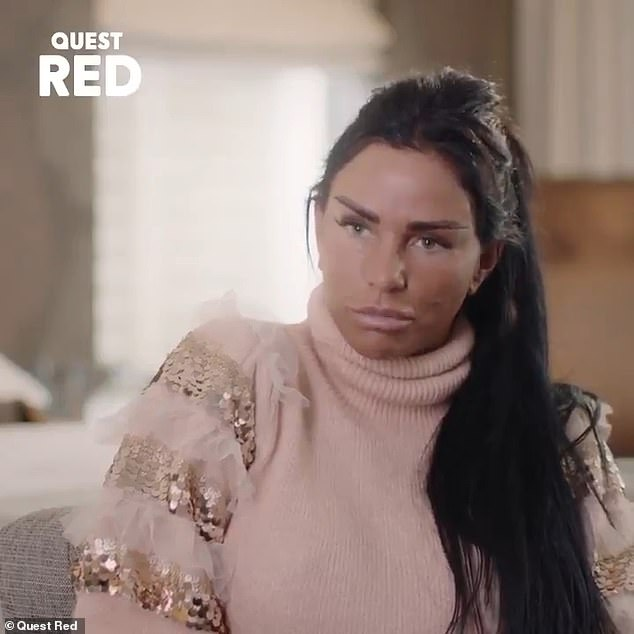 Katie Price Reveals She Will Need Therapy For The Rest Of Her Life After Going To Hell And Returning Fr24 News English