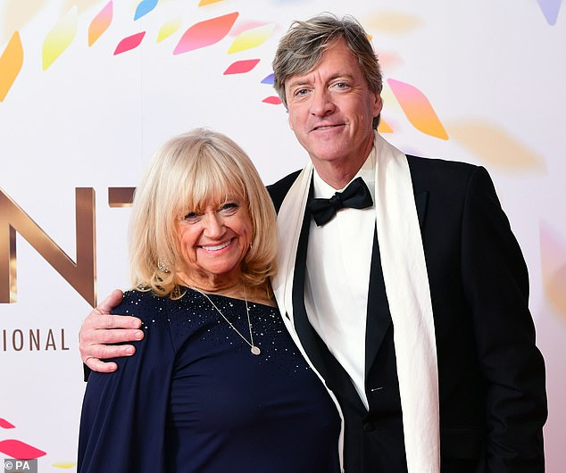 Richard Madeley has criticized the government over his `` deeply conflicted '' quarantine letter to the over 70s, saying he could `` tear apart couples '' after his wife Judy Finnegan, 71, received a letter telling him to stay indoors for 12 weeks