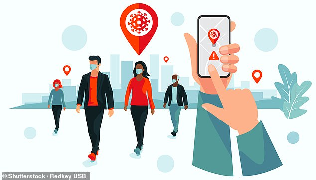 Google and Apple released the first test version of their COVID-tracking technology last week and gave developers working for public health agencies a first look (stock)