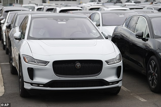 The Jaguar I-Pace was the second most registered car in the UK last month, as the British brand also delivered orders well before April.