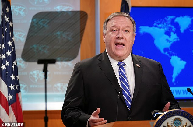 U.S. Secretary of State Mike Pompeo says if he'd been 'directly' involved it would have 'gone differently'