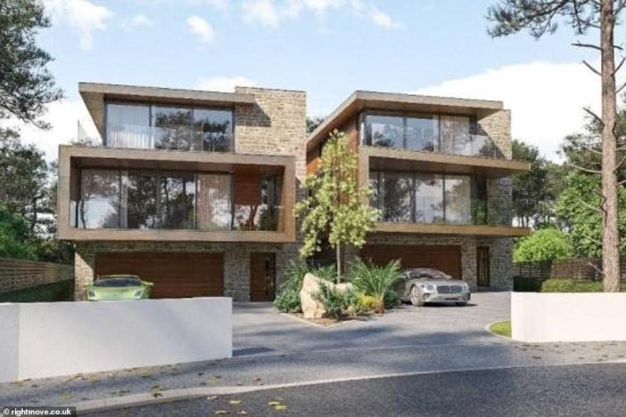 Se puede acceder a esta casa ubicada en Dorset, diseñada para atraer tanto a compradores principales como a compradores de segunda vivienda. Los posibles compradores podrán acceder a Poole Bay y a varios puertos deportivos privados. La propiedad también está cerca de enlaces de tren a Londres