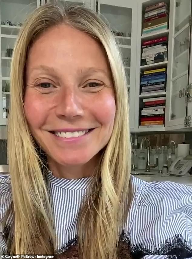 Gwyneth Paltrow admits she was beaten by Elon Musk and Grimes for