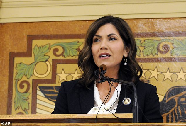 Republican Governor Kristi Noem has so far resisted the imposition of statewide foreclosure orders as COVID-19 cases continue to increase in South Dakota