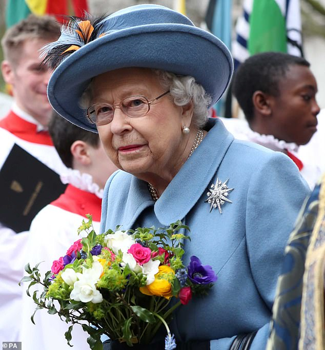 Her Majesty, 98, may not be allowed to resume public service