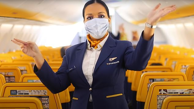 Ryanair has announced that 40 per cent of its normal flight schedules will be restored from July 1, making 90 per cent of its route network active again. The Irish budget carrier said that all crew will wear face masks/coverings in-flight and that passengers will have to follow suit