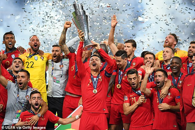 UEFA are determined not to scrap the Nations League, which was won by Portugal last year