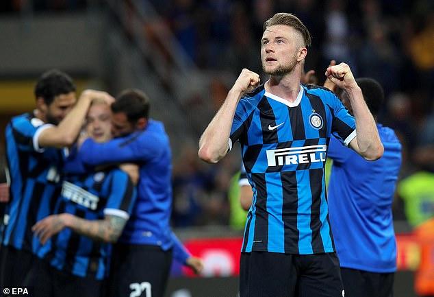 El defensa del Inter de Milán, Milan Skriniar, se ha convertido en el objetivo de varios de los mejores clubes de Europa.