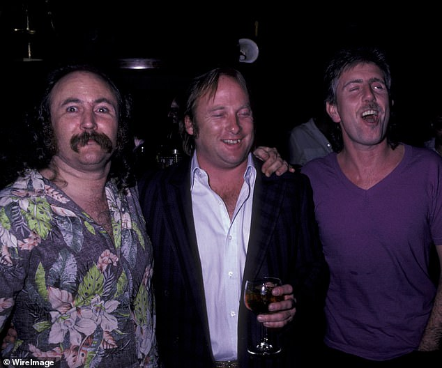 On this subject: Nash said that the group was completely finished during a conversation with the San Diego Union-Tribune, explaining:[Y]you can only do this for so long without anything coming back (around). Crosby, Still and Nash are seen above in 1982
