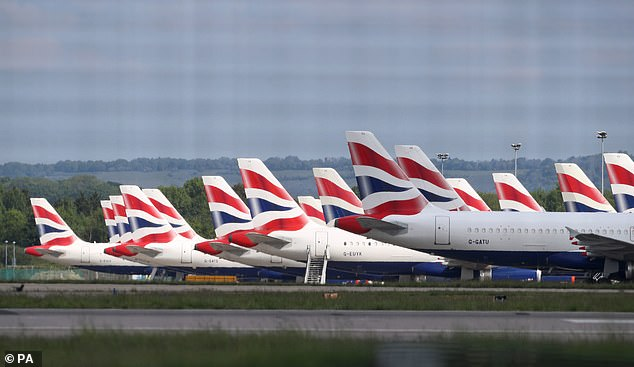 BA has grounded most of its fleet but is still to refund all the customers for their tickets with 47,000 still waiting