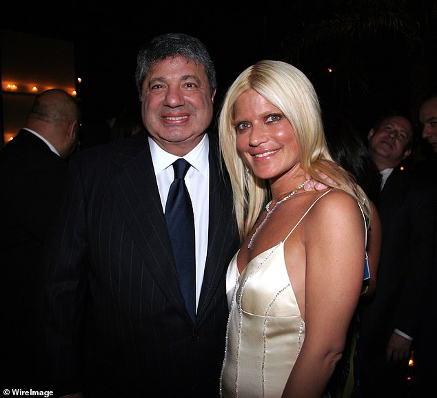 Entertainment law firm Grubman Shire Meiselas & Sacks is founded by Allen Grubman (left), father of famous journalist Lizzie Grubman (right) - whose clients have included Britney Spears and Jay-Z - and who s is focused on PR damage control