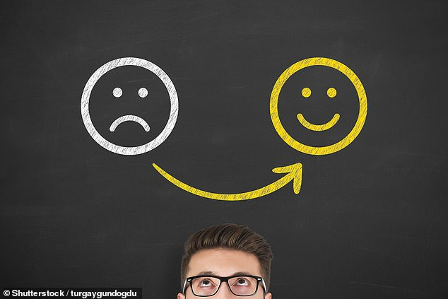 If ever there was a time to focus on wellbeing, then it is now, when the world is being held to ransom by Covid-19 (file image)