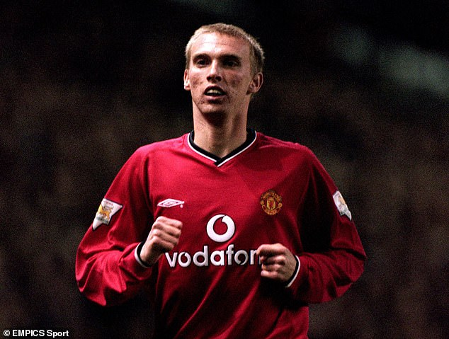 Manchester United player Luke Chadwick was the subject of cruel jokes about his appearance on the BBC show They Think It's All Over
