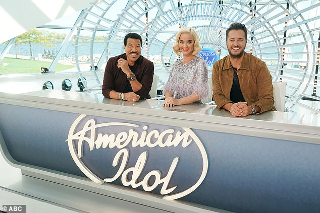 American Idol: Perry is a judge in the singing competition alongside his fellow musicians Lionel Richie and Luke Bryan