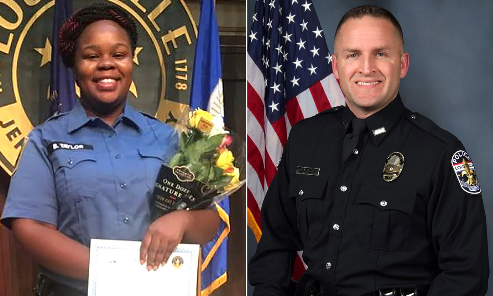 """Dirty Cop"" Det. Brett Hankison fired for misconduct in Breonna Taylor killing"