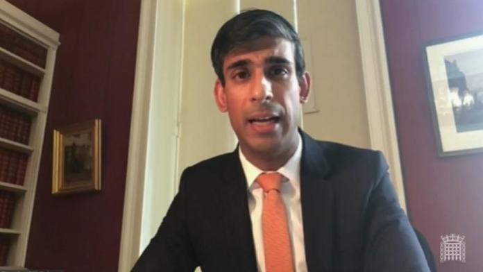 Rishi Sunak sounded a dark note as he testified before the Lords Economic Affairs Committee today