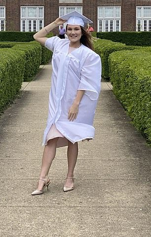 Her mother said she would not have missed her graduation