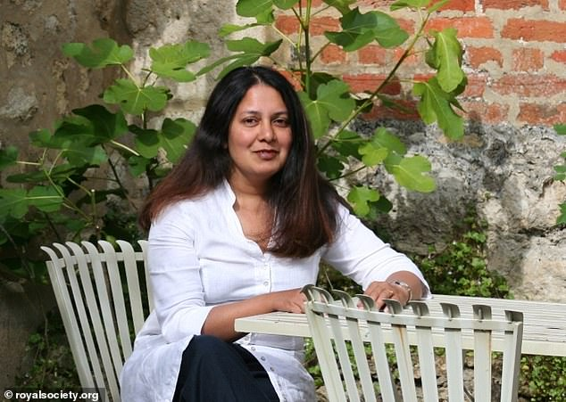 Sunetra Gupta, a professor at the University of Oxford, claims there is a 'strong possibility' pubs and restaurants may be able to reopen immediately