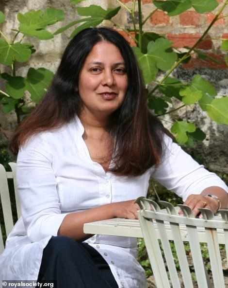 Oxford University professor Sunetra Gupta says there is a