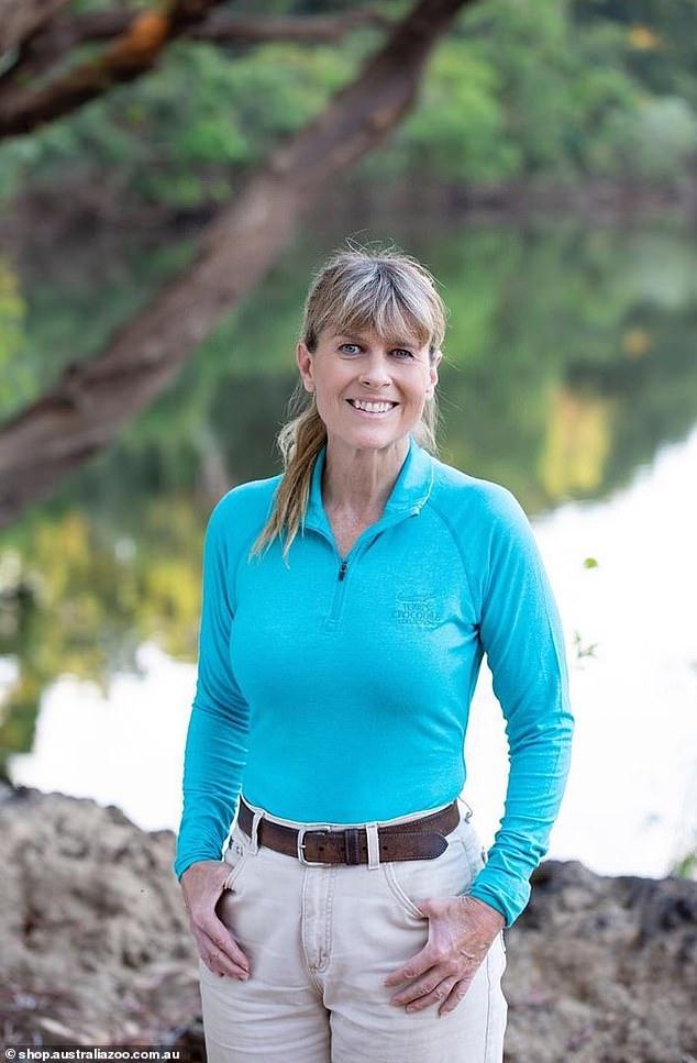 Bindi Irwin unveils mother Terri's new Australia Zoo ...
