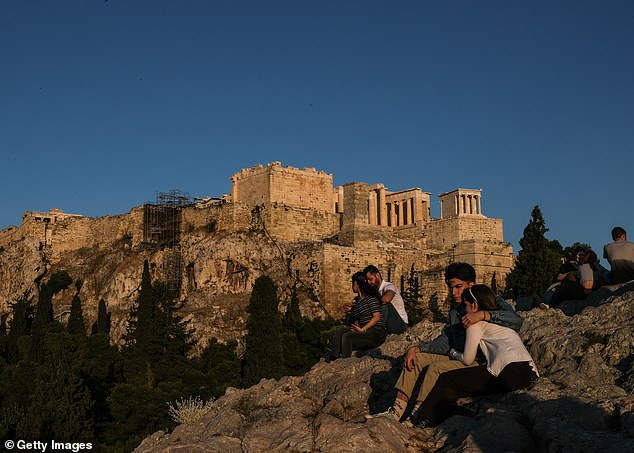 After months of being on lockdown due to the coronavirus, Greece has opened its famed museums and tourist destinations while relaxing restrictions on movement and shopping on the mainland in recent days