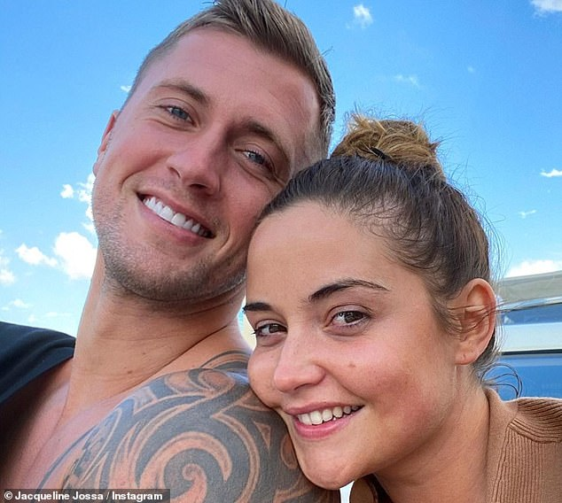 Problems: Amid claims that their marriage became `` impossible to work '' during the foreclosure, a new report says Jacqueline signed a six-month lease on a new home after moving in secret