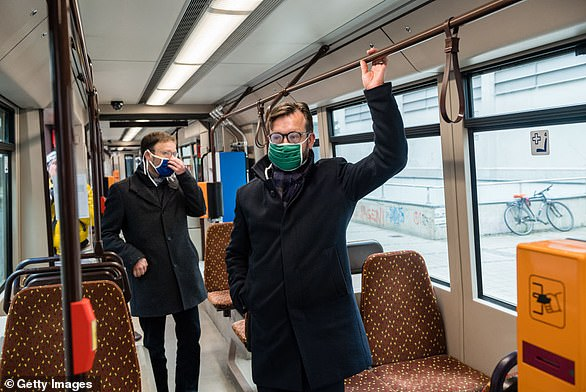 All 16 states currently have coronavirus rules including physical distancing requirements and an obligation to wear masks on public transport and in shops