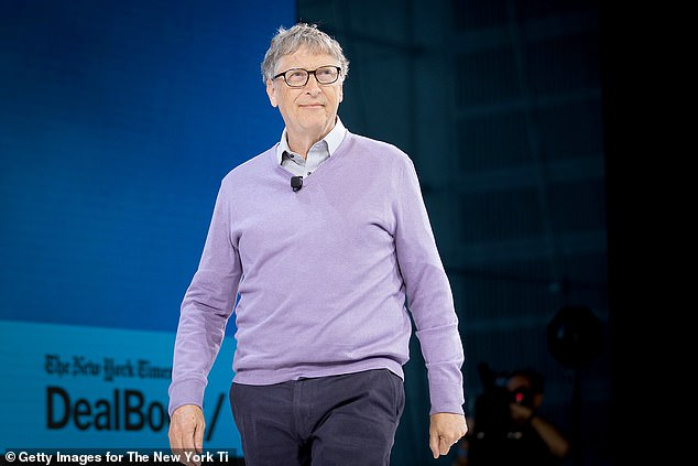 An extravagant conspiracy theory involving Bill Gates and the Covid-19 vaccine has gained ground among Republicans in the United States.