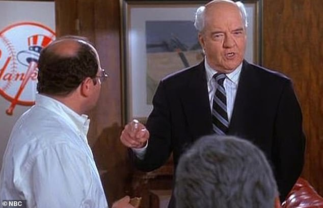 He had staying power:The star worked on 11 episodes of the series that starred Jerry Seinfeld. His character as George's boss, Mr. Wilhelm