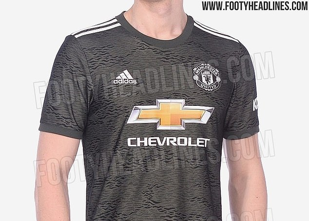 Manchester United S Leaked Away Kit Draws Mixed Reaction From Fans Archysport