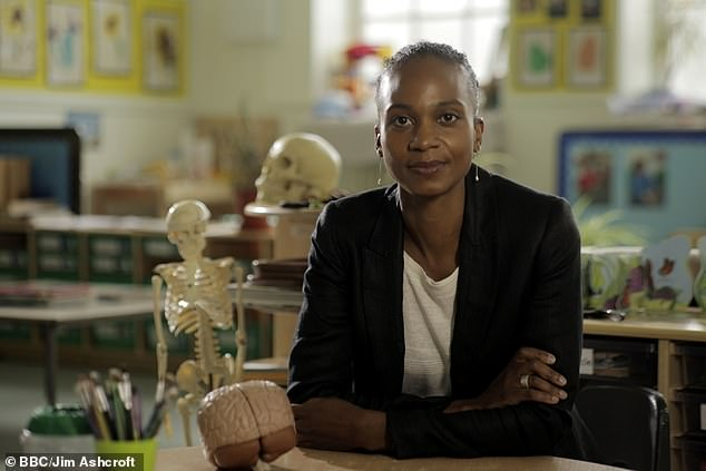 Laverne has appeared as a child consultant for Channel Four and BBC and agreed that young students are flexible to their environment
