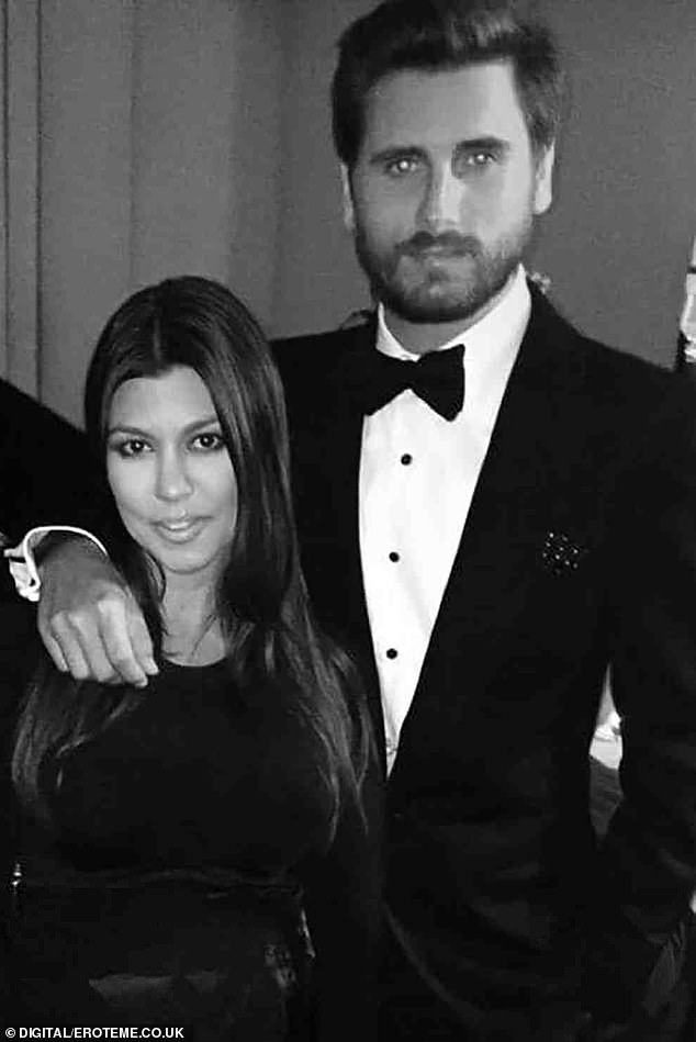 Persistent feelings: Scott Disick has made ex-Kourtney a priority for Sofia Richie because he will always be in love with her, says new report