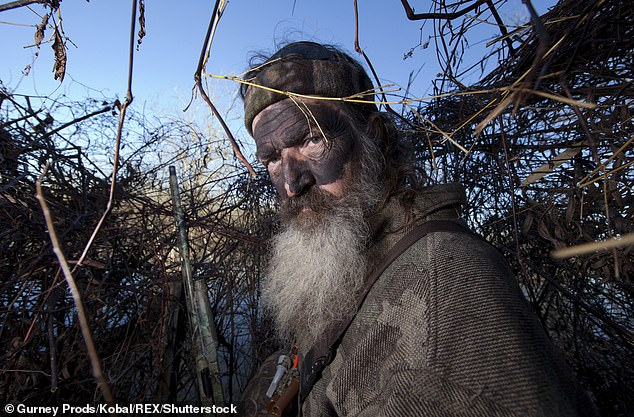 Patriarch: The show followed Phil Robertson and his wealthy clan from Louisiana, known for their successful duck hunting business; seen in 2012