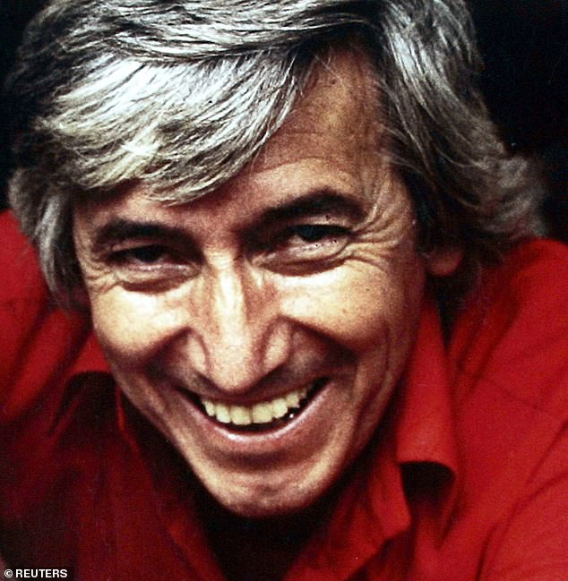 In the 1979 visit to Ireland, UK spies warned that an attack similar to the assassination of Georgi Markov (pictured) in London could be made on the Pope