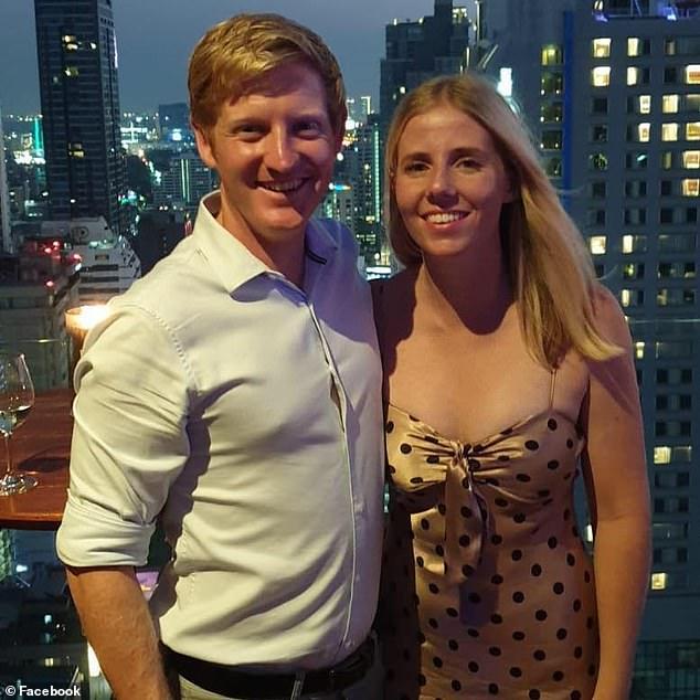 Ms Prothero's father said she had a wonderful boyfriend and a 'brilliant' future ahead