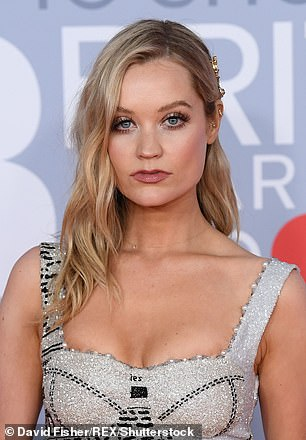 Trying to make a change: Laura Whitmore took to Instagram and used her BBC radio show to speak about the horrific goings-on