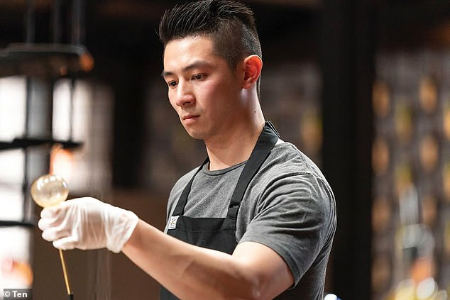 'He deserves it': Khanh told New Idea magazine that he believes Reynold should win this season because of his commitment to bettering himself as a chef