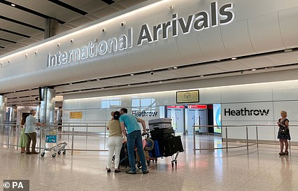 Heathrow Airport has been empty in May compared to previous years, but airline companies are now planning a return to service in July, should quarantine measures be eased