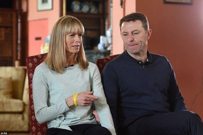 Opinion publique des parents de Madeline (photo) lorsqu'il a été découvert que Kate et Gerry dînaient avec des amis dans un restaurant à tapas lorsque Madeleine a été enlevée