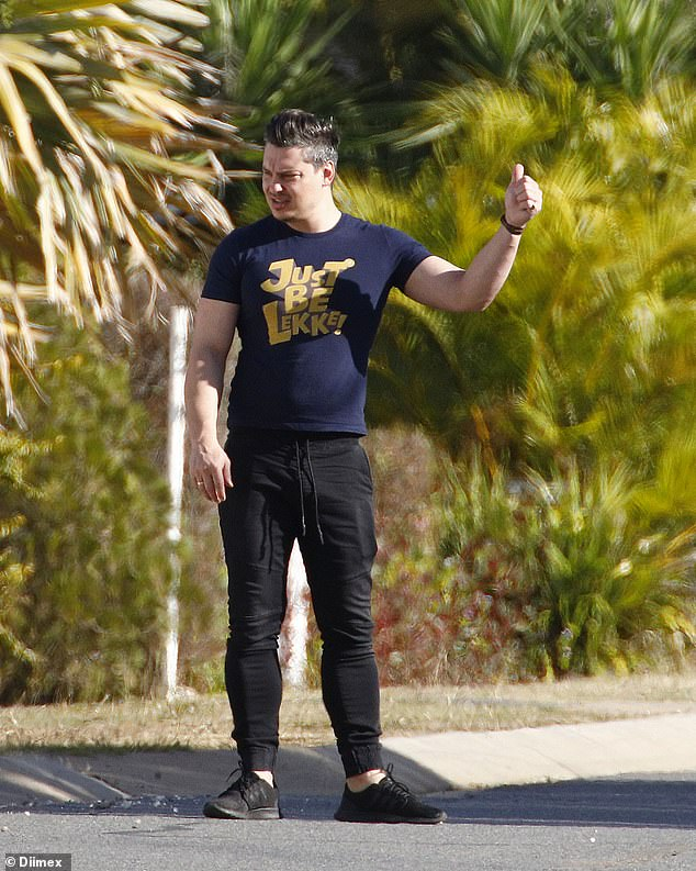 Charges: The Back to Win contestant was charged on March 6 with two counts of sexual assault, following an alleged incident in Melbourne 's Docklands on February 23 involving a 16-year-old girl