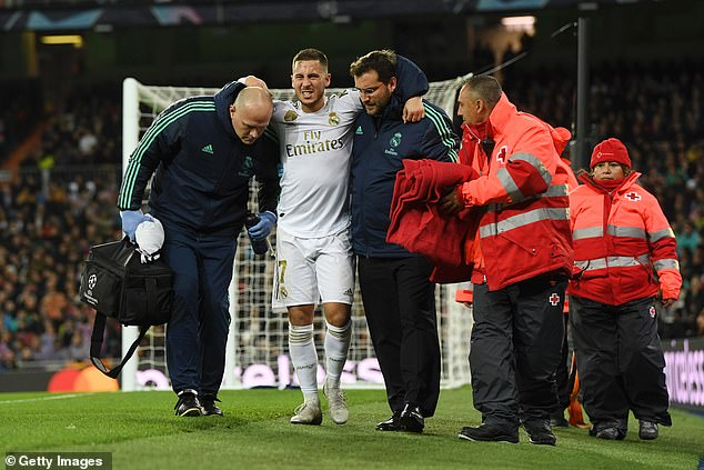 The striker's first season in Spain was disappointing and hampered by injuries