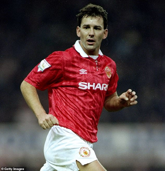 He claims he was pushed to request a club car by former captain Bryan Robson