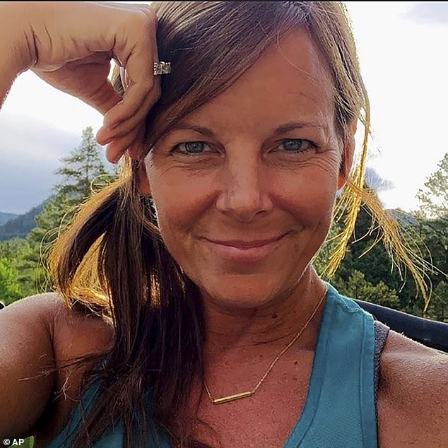 More than a dozen detectives are still working around the clock to locate missing Colorado mom Suzanne Morphew two months after she disappeared. Suzanne (pictured) mysteriously vanished after setting off on a bike ride from her home in Maysville on May 10